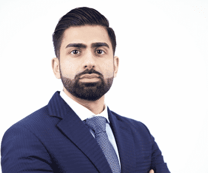 Faizan Anees, managing director, co-founder of ThinkMarkets