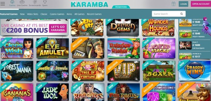 online casino Karamba