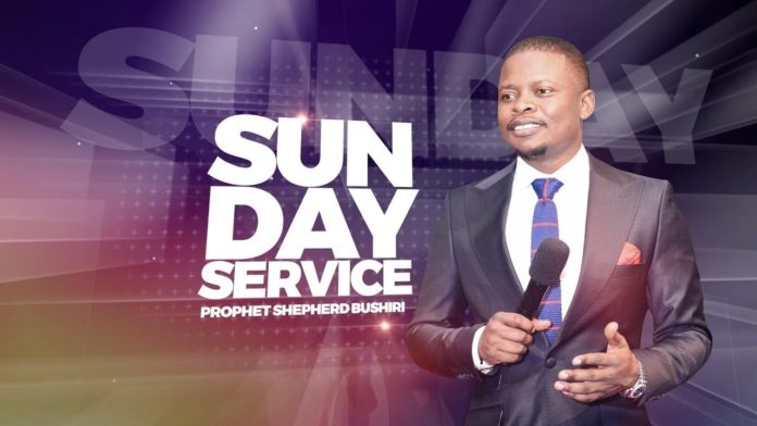 Pastor Sheperd Bushiri
