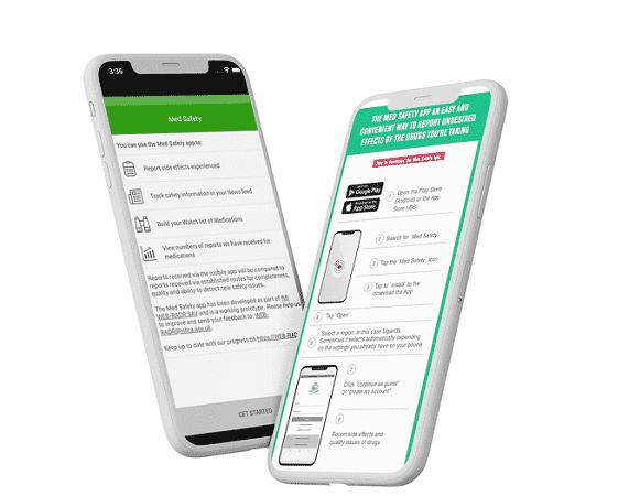 Medsafety app